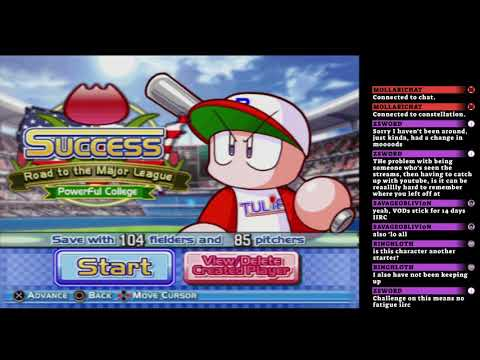 Let's Play MLB Power Pros: Tomorrow's Success Mode Part 002