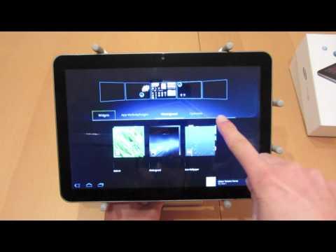 Samsung Galaxy Tab 10.1v Test - Deutsch (HD)