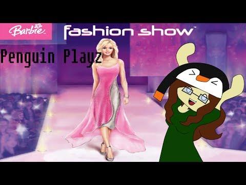 SHUT UP BARBIE!!-Penguin Playz-Barbie Fashion Show part 1