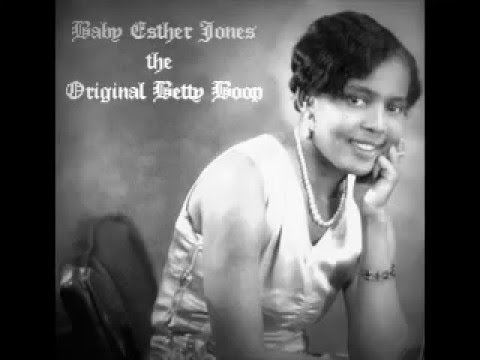 Baby Esther Jones The Original Betty Boop Youtube