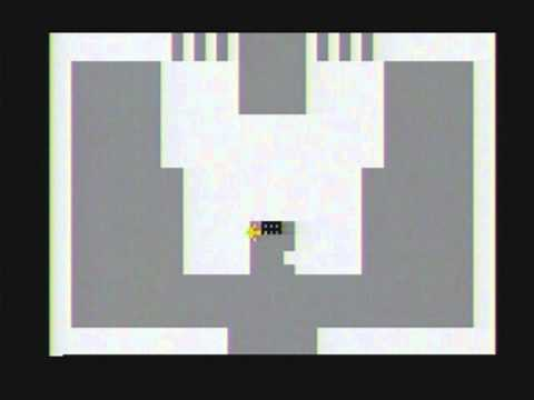 Adventure (Atari 2600) Finding the Hidden Easter Egg