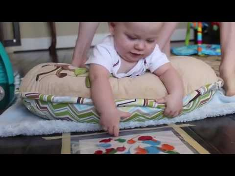 ACTIVITIES FOR 6 MONTH OLD BABY | COLLAB
