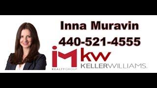 Parma & Wadsworth properties for sale- Inna Muravin/ Keller Williams/ IM Group Video