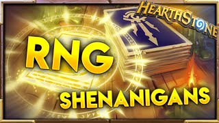 RNG Shenanigans Are The BEST Shenanigans | Best RNG Moments Ep. 3 | Hearthstone