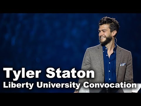 Tyler Staton - Liberty University Convocation