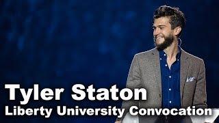 Tyler Staton - Liberty University Convocation