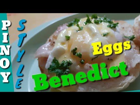 Eggs Benedict Pinoy Style