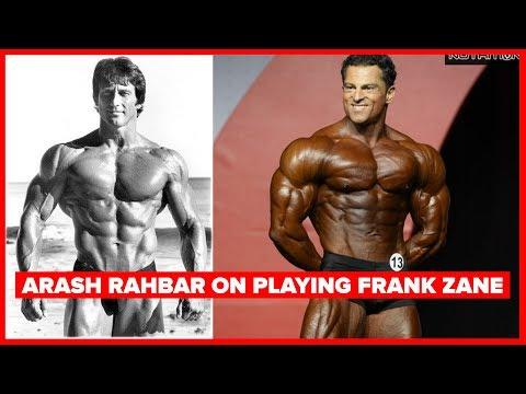 Arash Rahbar Interview: Playing Frank Zane in Bigger