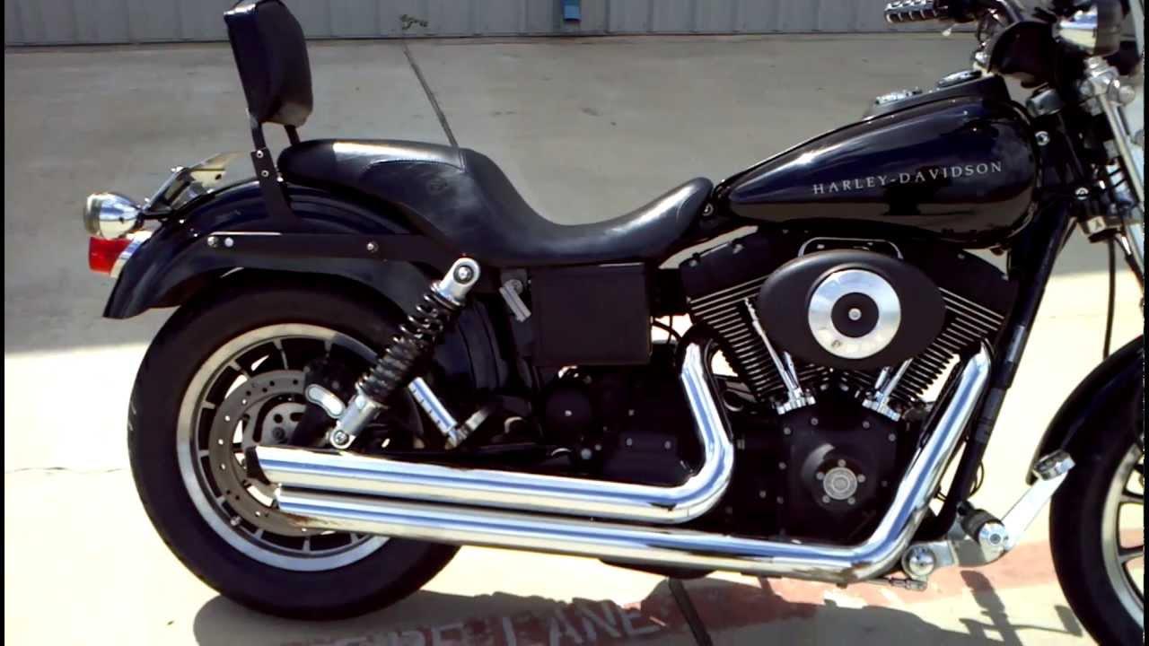 Harley Davidson Super Glide Sport