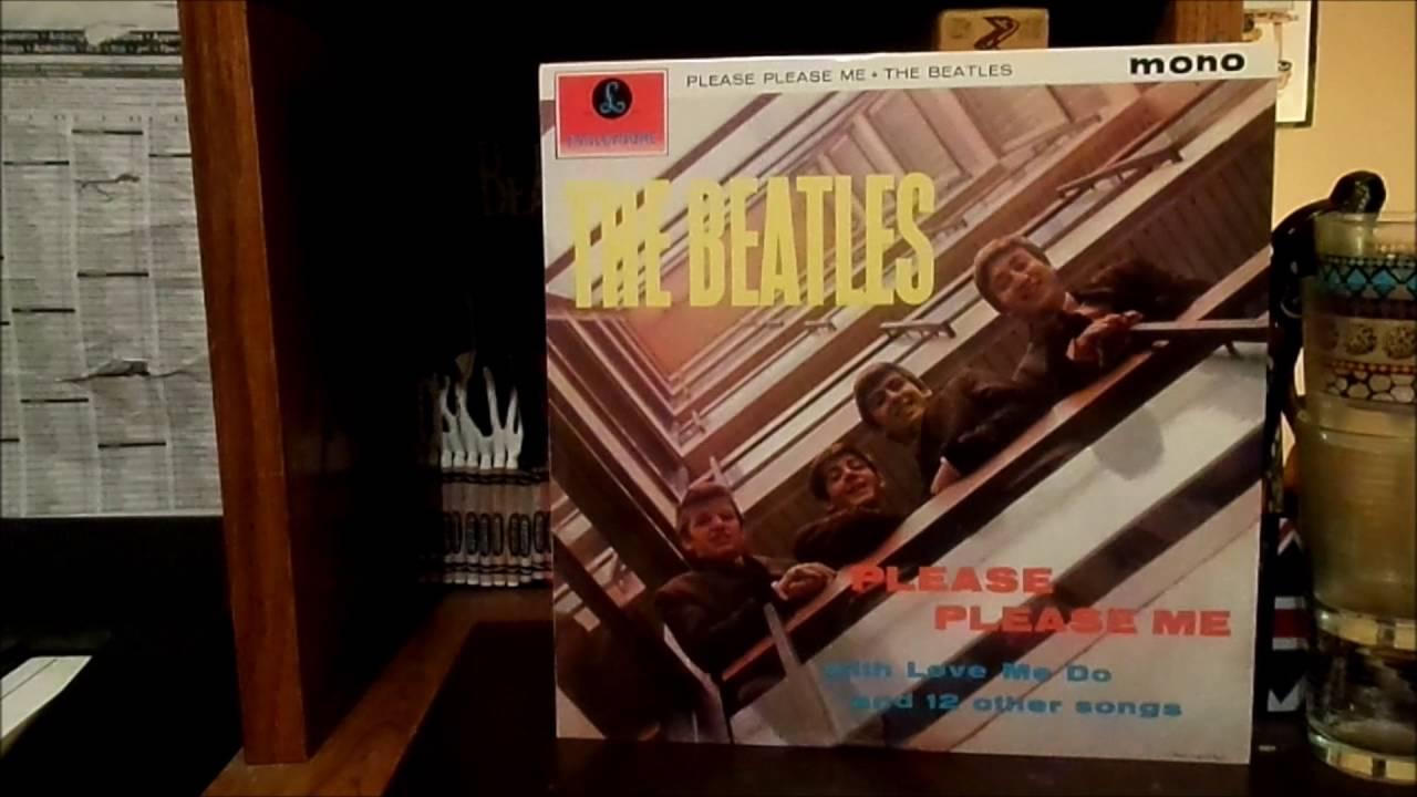 The Beatles - Please Please Me [2014 Mono Reissue] (Vinyl Review)