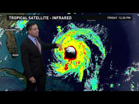 Update on Activity in the Tropics and Tropical Storm Jose: Sept. 15, 2017