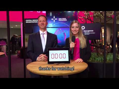 Social Media Post: CeBIT 2017 - 60 seconds with… Patrick Molck-Ude