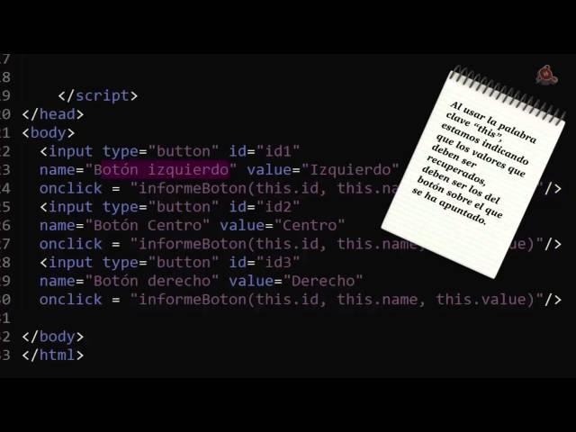 14.- Curso de JavaScript para principiantes. Ejemplo práctico de trabajo con funciones.