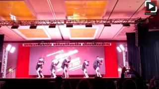 Texas Latin Dance Sat Matinee Performance at Houston Salsa Congress 2017