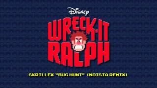 Skrillex - Bug Hunt (Wreck-it Ralph) (Noisia Remix)