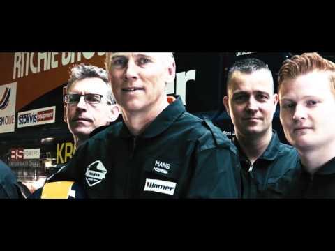 Hamer Dakar Team promo 2018