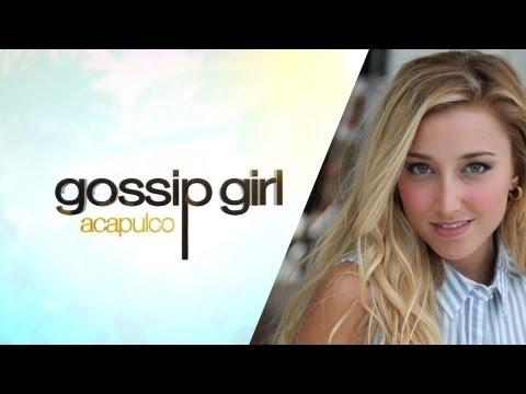 Gossip Girl Acapulco, Sofia Habla Miley Cyrus Y Liam