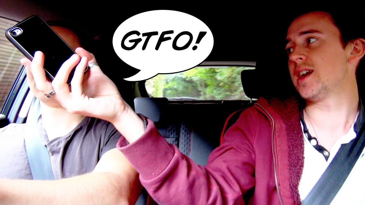 10 Annoying Things Car Passengers Do [Part 2]
