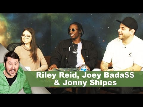Riley Reid, Joey Bada$$ & Jonny Shipes | Getting Doug with High thumbnail