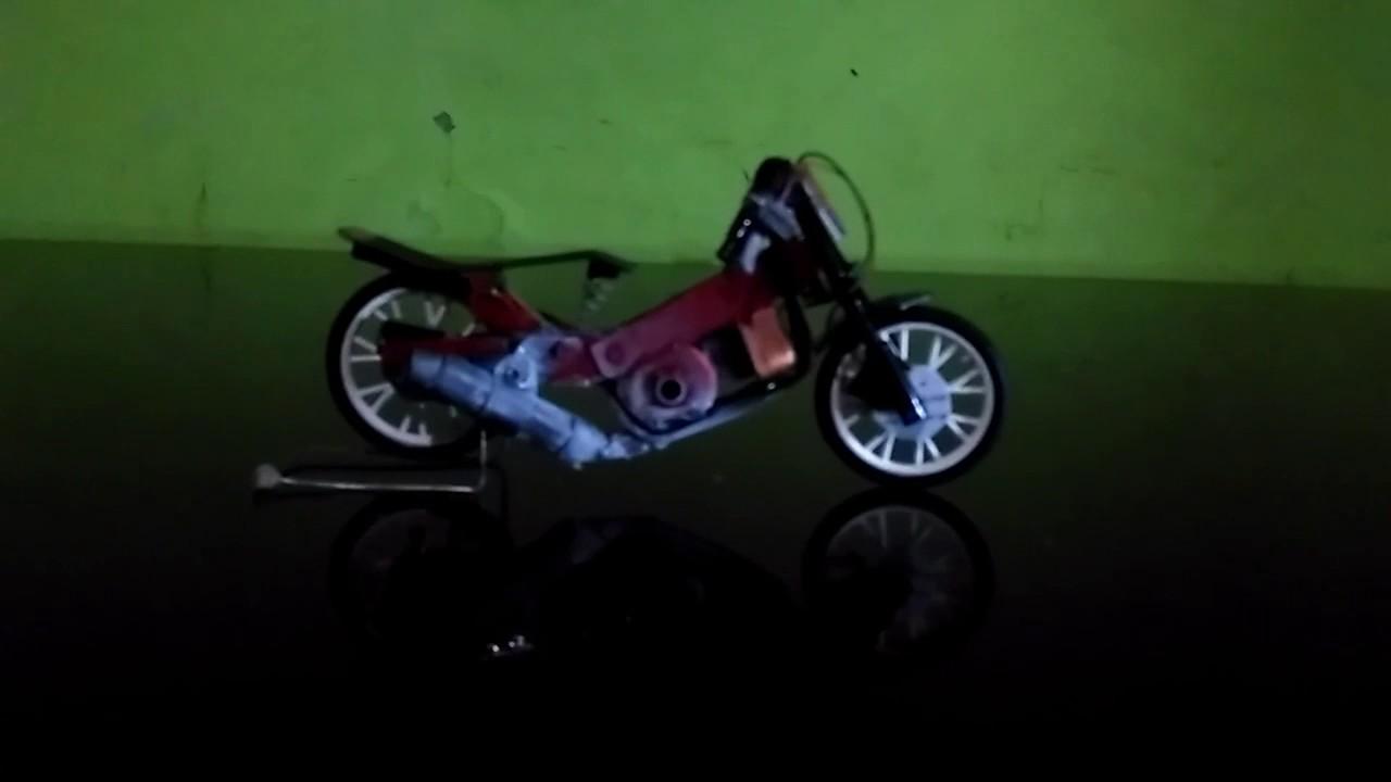 71 Gambar Miniatur Sepeda Motor Drag Terlengkap Dinda Modifikasi