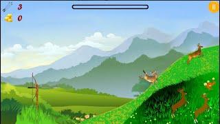 धनुष बाण का खेल / archery birds hunter game screenshot 5