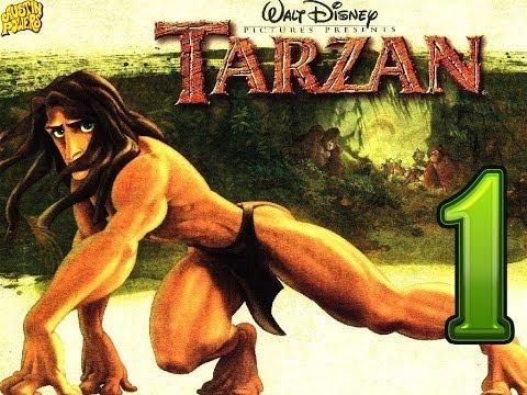 Тарзан первая серия мультфильм