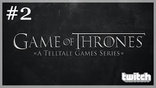 Game of Thrones: A Telltale Games Series #2