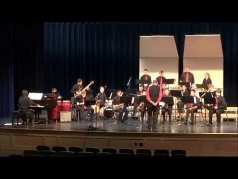 "Framingham High School Jazz Ensemble 1 - ""Armando's Rhumba"""