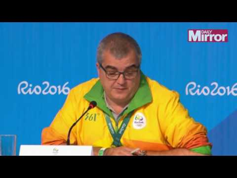 IOC accept Ryan Lochte's apology in press conference