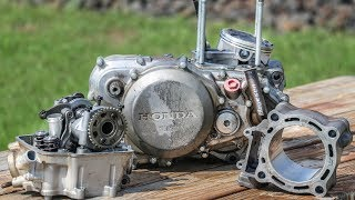 What's Wrong With This CRF450 Motor?