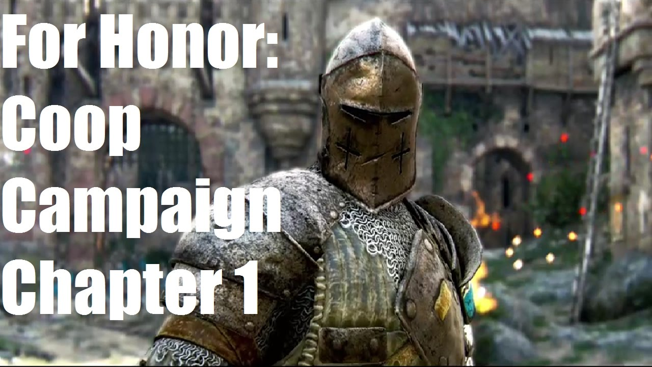 For Honor Coop