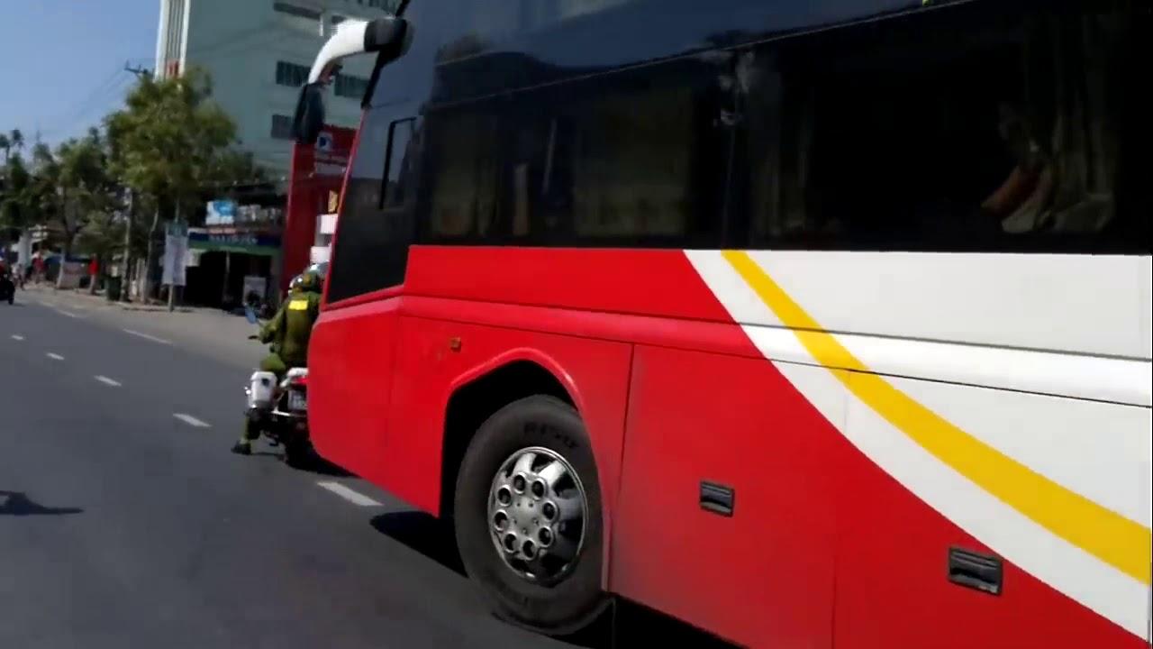Màn rượt đuổi của cảnh sát 113 với xe khách như phim hành động và cái kết