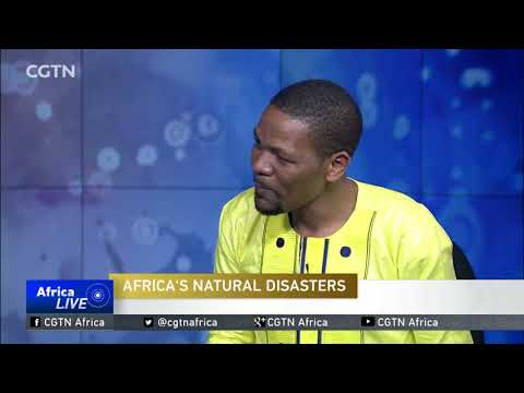 Interview: climate change a contributor to Sierra Leone disaster