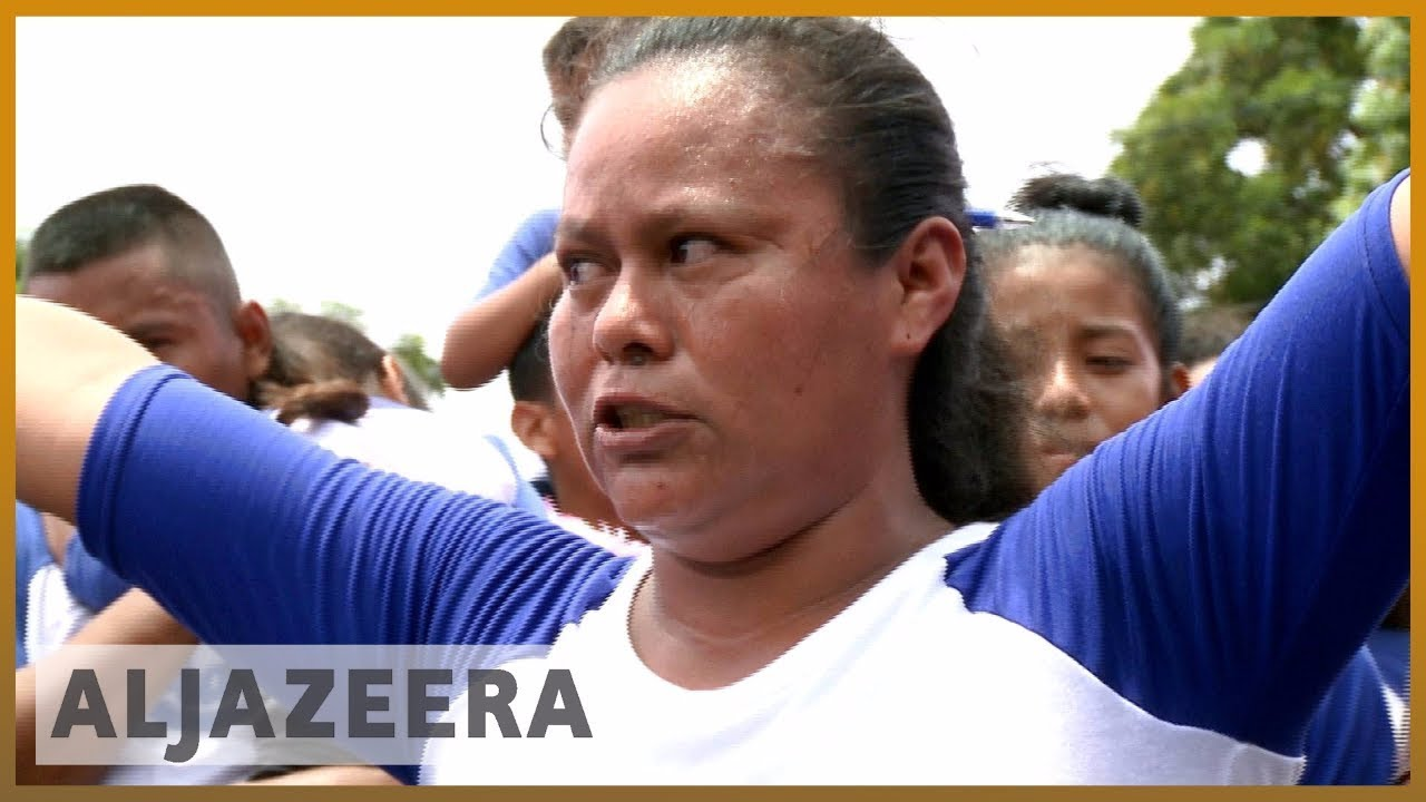 🇳🇮 Nicaragua unrest: Marchers demand justice for victims | Al Jazeera English