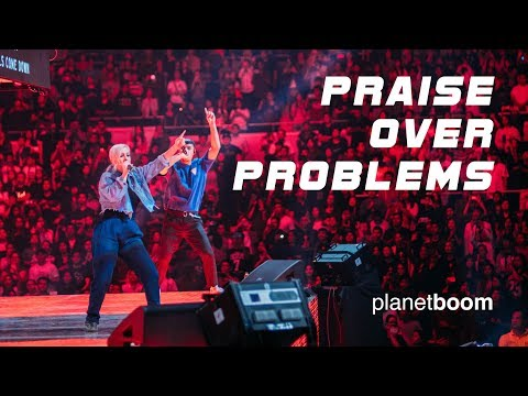 planetboom | Praise Over Problems | Official Live Music Video