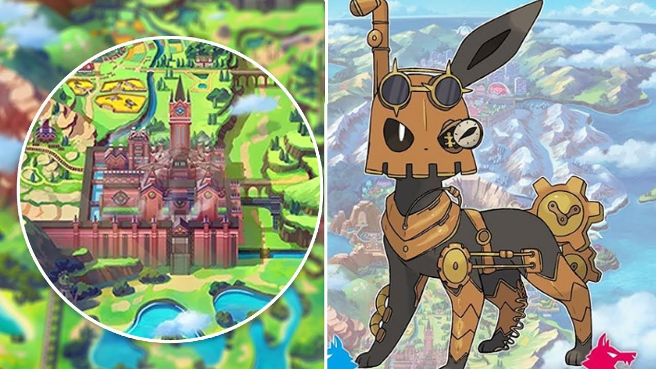 What The New Eeveelutions For Pokemon Sword And Pokemon Shield Might