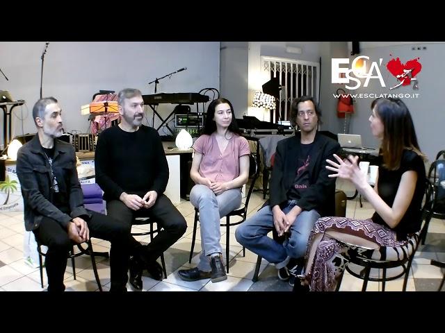 Intervista - Otros Aires - 27 aprile 2019