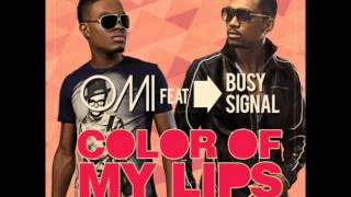 Omi Ft. Busy Signal Color Of My Lips.mp3