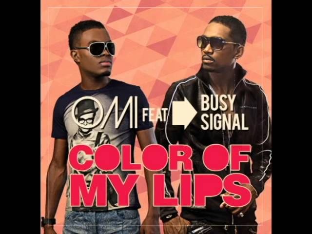 OMI ft. Busy Signal - Color Of My Lips