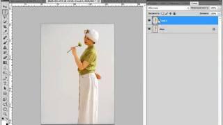 Делаем рамку в Photoshop CS5(, 2011-07-30T15:14:12.000Z)