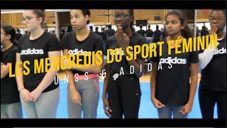 """Les mercredis du sport féminin UNSS & ADIDAS """"She Breaks Barriers"""" : Interview Magda Wiet-Hénin"""