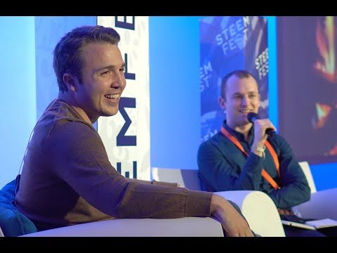 Fireside Chat: Ned Scott (Steemit CEO) and Andrew McMillen (journalist)