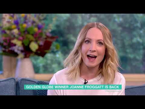 Joanne Froggatt on New Series 'Liar'  This Morning