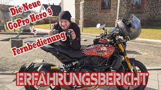 Erfahrungsbericht GoPro Hero 9 + Fernbedienung für Biker