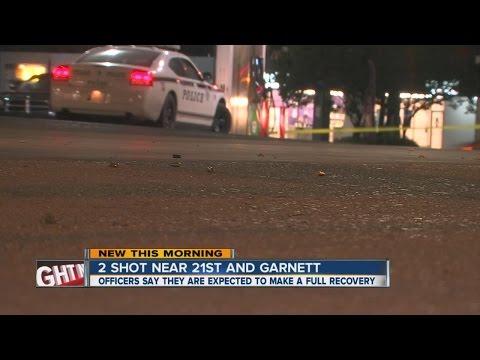 2 injured after Sunday morning shooting in Tulsa