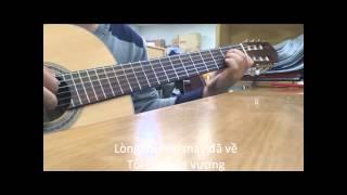 Giấc mơ mùa thu guitar solo