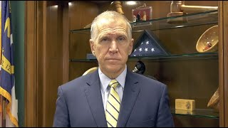 Senator Thom Tillis Previews Day 5 of the Senate Impeachment Trial