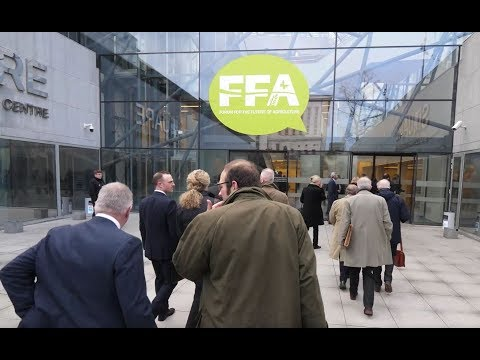 Perspectives at the Forum for the Future of Agriculture 2018