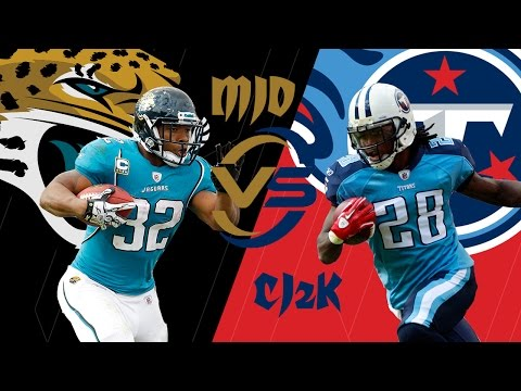 MJD vs. CJ2K: Battle of the Backs | MJD & Chris Johnson Combine for Over 400 Yards & 4 TDs | NFL