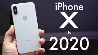 iPhone X In 2020! (Still Worth It?) (Review)
